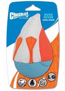 chuckit amphibious toy