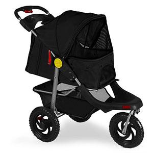 OxGord-Pet-Stroller-3-Wheel-Travel-Carrier-Deluxe