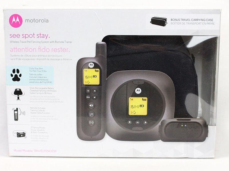 Motorola TRAVELFENCE50