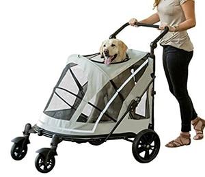 Pet Gear No-Zip Stroller Larger